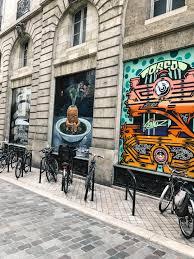 Bordeaux Street Art Anneli Bush Postcards From Bordeaux Anneli Bush