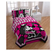 minnie mouse bedroom set minnie mouse bedding ebay