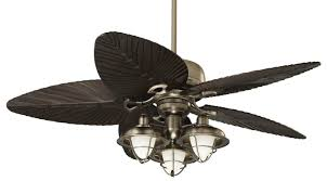 Outside Fans With Lights Ceiling Interesting Outdoor Ceiling Fans With Lights Outdoor