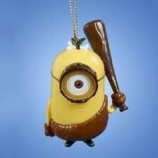 despicable me minion ornaments