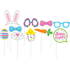 easter photo props assorted easter photo booth props stumps