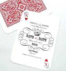 cool playing card wedding invitations 25 on sample debut