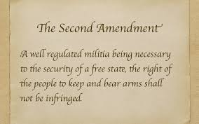 second usa typography second amendment united states constitution usa