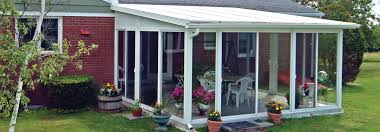 Screens For Patio Enclosures Stylish Enclosed Patio Kits Home Decorating Plan Screened In Patio