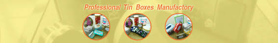 gift tin box china tea canister cookie tins coffee cans
