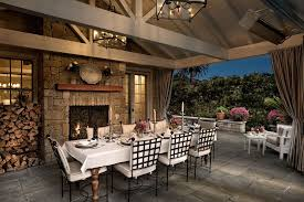 Screen Porch Fireplace by Traditional Porch With Screened Porch By Smith Brothers