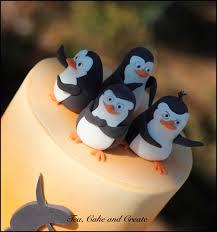 the penguins of madagascar tea cake u0026 create penguins of madagascar birthday cake