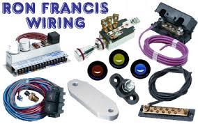 ron francis wiring at summit racing
