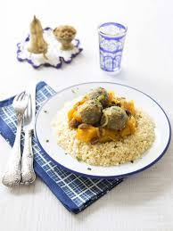 cuisine potimarron couscous végétarien de potimarron et boulettes de lentilles