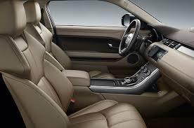 Evoque Interior Photos Compact Suv Urban Driving Range Rover Evoque Se