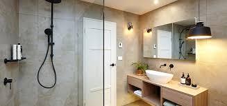 Lighting A Bathroom How To Light Your Bathroom Diy Advice Bunnings Warehouse