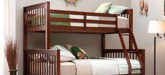 Bayside Bunk Bed Bunk Bed Cherry Raymour Flanigan