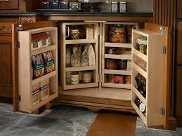 small kitchen organization ideas base cabinet storage tray kitchen baking wood mode small kitchen