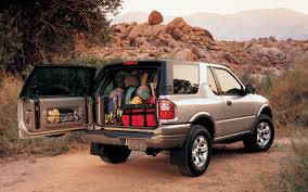 gallery of isuzu rodeo