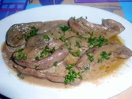 cuisiner des rognons recette de rognons de porc sauce marsala