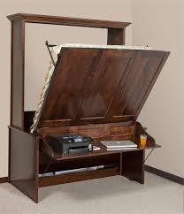 Folding Desk Bed Solution Of Small Bedroom Problem Brevitydesign Com