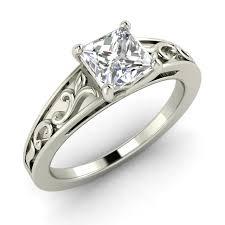 cheap princess cut engagement rings cheap princess cut engagement rings look beautiful with princess
