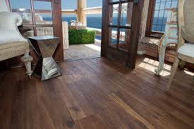 Timber Laminate Floor Trestle Duchateau