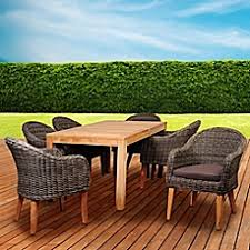 outdoor patio dining sets dining tables u0026 chairs bed bath u0026 beyond
