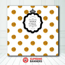 wedding backdrop template custom wedding backdrop template 12 supreme banners