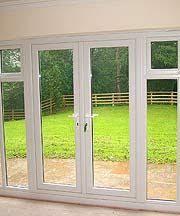 Patio Doors With Windows That Open White Doors Side Sash Panels Window Seat Pinterest