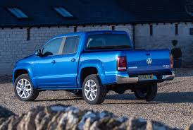 2017 vw amarok gets a facelift new v6 diesel but is still not