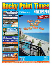 rocky point times january 2015 by rocky point services issuu