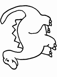 Fresh Dinosaurs Coloring Pages Pefect Color Bo 1603 Unknown