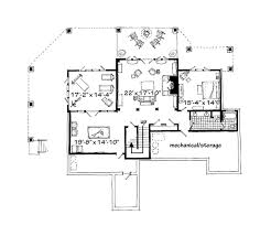 Floor Plans Com by Craftsman Style House Plan 4 Beds 4 5 Baths 4960 Sq Ft Plan 942