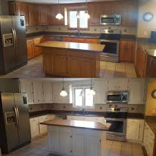 Kitchen Cabinet Facelift Ideas Kitchen Cabinet Refacing Idea Painting Company