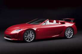 lexus supercar sport lexus lf a roadster photo gallery autoblog