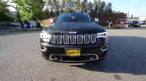 black jeep 2017 2017 jeep grand cherokee overland diamond black hc623932