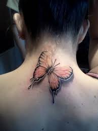 meaning butterfly drawing design idea for