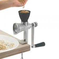 moulin graines de cuisine moulin à céréales et pavot westmark pour moudre toutes vos