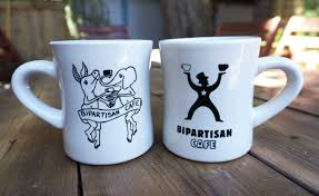 Famous Coffee Mugs Visit Bipartisan Cafe In Portland Or Pies Coffee U0026 More
