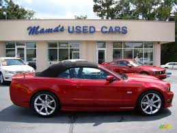 Black Mustang Saleen 2011 Red Candy Metallic Ford Mustang Saleen S302 Mustang Week