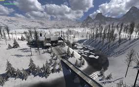 koryakino a snowy village describe it image scaedumar ii