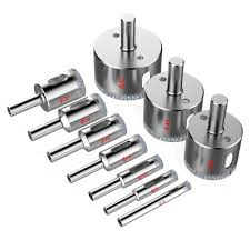 amenitee glass u0026 tile hollow core drill bits extractor remover