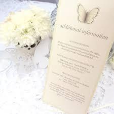 Wedding Invitations Information Additional Information Archives Love Invited Luxury Wedding
