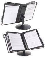 Desk Reference System by 3 Pocket Acrylic Magazine Rack For Floor 8 5 U201d X 11 U201d Sign Holder