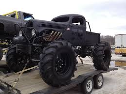 rat rod mega truck the garage pinterest rats cars and 4x4
