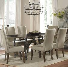 Dining Room Chairs With Casters by Chair Furniture Excellent Upholstered Dining Chairs Photo