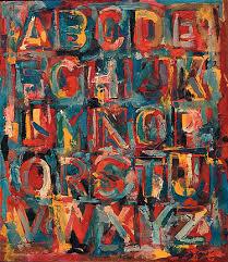 letter art paintings klee jj lessons tes teach