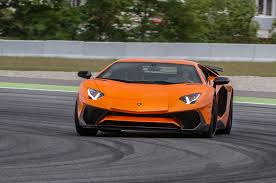 2016 Lamborghini Aventador - lamborghini aventador sv roadster confirmed limited to just 500 cars