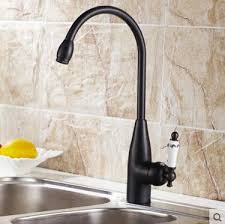 High Quality Kitchen Faucet 2018 High Quality Kitchen Faucet Antique Black Brass And Cold