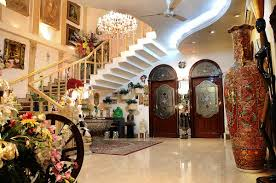Home Interiors Picture by Shahnaz Husain Home Celebrity Home Interior Design India