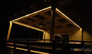 Exterior Led Strip Lighting Pergola Lighting Led Interiors Design
