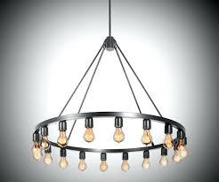 edison bulb chandelier lowes u2013 edrex co