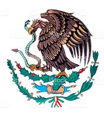 New Mexican Flag Coat Of Arms Mexico Wikipedia New Mexican Flag Bird Artcommission Me