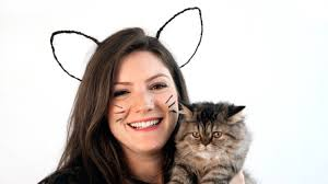 easy cat halloween makeup 3 halloween hair tricks you can make in under 5 minutes martha